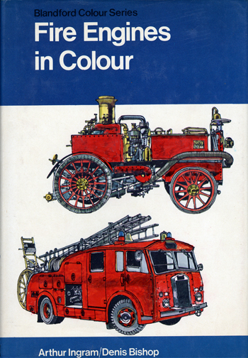 Fire Engines in Colour