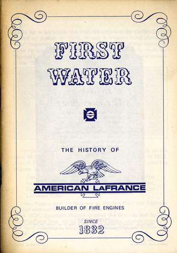First Water