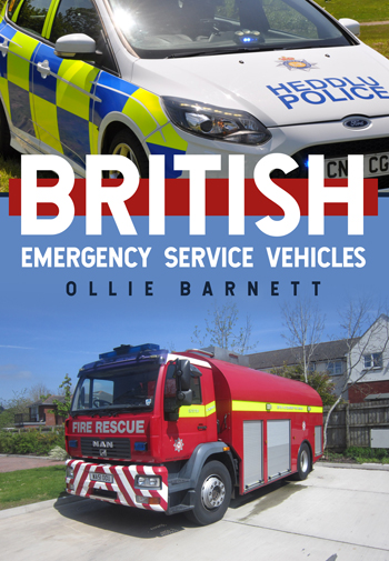 British Emergency Service Vehicules