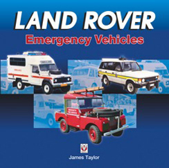 Land Rover Emergency Vehicules