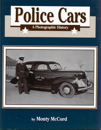 Police Cars A Photographic History